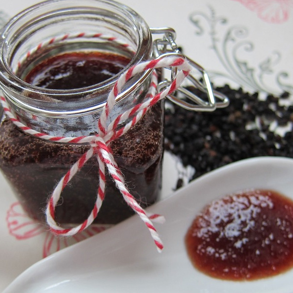 billberry jam
